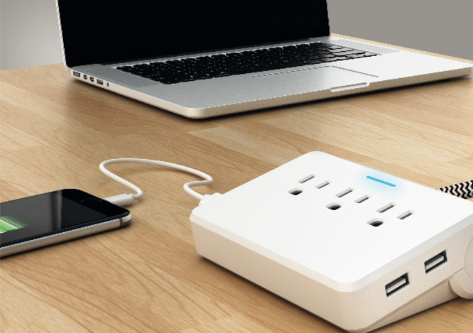 Desktop socket Power dock